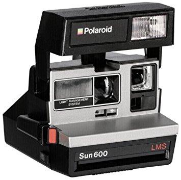 Vintage Polaroid 600 LMS Camera