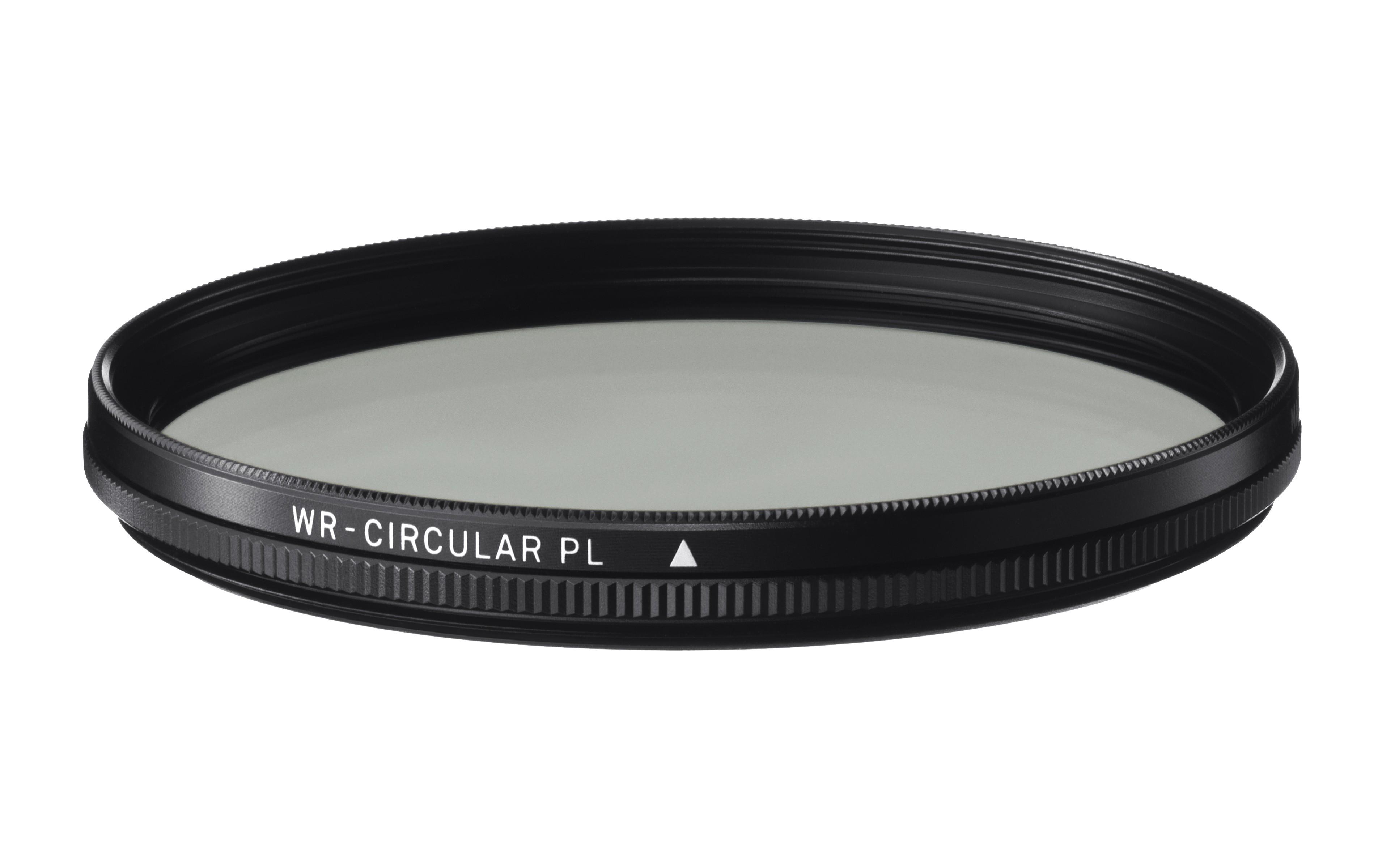 58mm Circular Polarizing Filter, fit most Canon and Nikon Kit Lenses