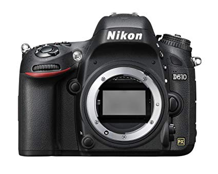 Nikon D610 Body Only New in Box