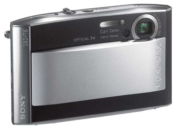 Sony DSC-T5 Portable Cameras